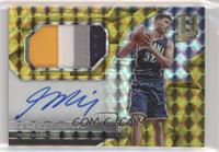 Rookie Jersey Autographs - Georges Niang #/10