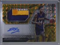Rookie Jersey Autographs - Brandon Ingram /10
