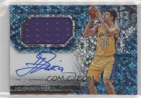 Rookie Jersey Autographs - Ivica Zubac #/99
