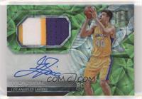 Rookie Jersey Autographs - Ivica Zubac #/25