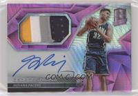 Rookie Jersey Autographs - Georges Niang #45/49