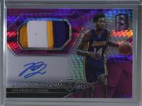 Rookie Jersey Autographs - Brandon Ingram #/49