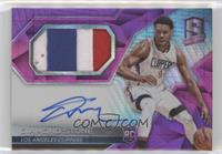 Rookie Jersey Autographs - Diamond Stone #12/49