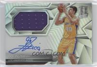 Rookie Jersey Autographs - Ivica Zubac #/300