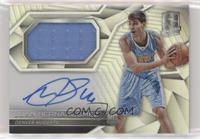 Rookie Jersey Autographs - Juan Hernangomez #/300