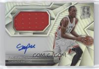Rookie Jersey Autographs - Pascal Siakam #/300