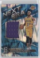 D'Angelo Russell #52/99