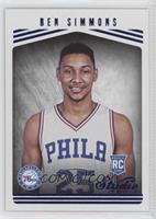 Studio Edition - Ben Simmons