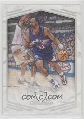 2016-17 Panini Studio - [Base] #266 - Sketch - Karl Malone