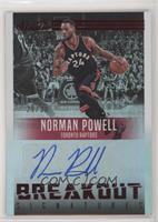 Norman Powell #/30