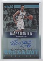 Wade Baldwin IV #/15