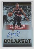 C.J. McCollum #/299