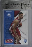 Leather Rookies - Ben Simmons [BRCR 9]