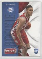 Leather Rookies - Ben Simmons