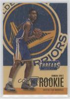 Wood Rookies - Damian Jones