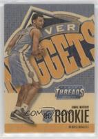 Wood Rookies - Jamal Murray