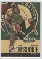 Wood Rookies - Jaylen Brown