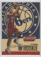Wood Rookies - Ben Simmons