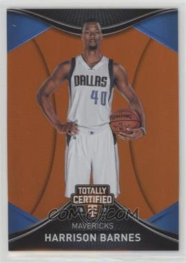 2016-17 Panini Totally Certified - [Base] - Orange #94 - Harrison Barnes /60