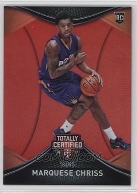 2016-17 Panini Totally Certified - [Base] - Red #107 - Rookies - Marquese Chriss /199