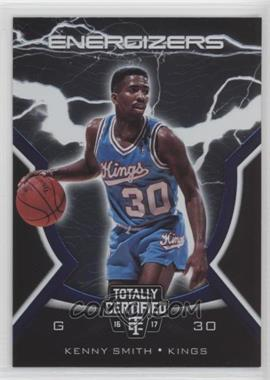 2016-17 Panini Totally Certified - Energizers #12 - Kenny Smith