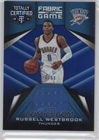 Russell Westbrook #/99