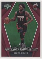 Justise Winslow #/5