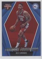 Ben Simmons [Noted] #/199