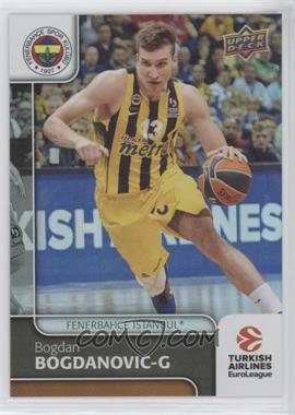 2016-17 Upper Deck Euroleague - [Base] - Rainbow #11 - Bogdan Bogdanovic