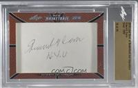 Howard Cann [Cut Signature] #/26