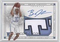 College Material Signatures - Brice Johnson #/99