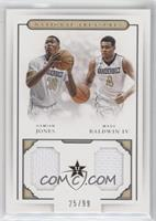Damian Jones, Wade Baldwin IV /99