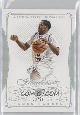 2016 Panini National Treasures Collegiate - Flawless #22 - James Harden /20