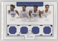 Brandon Ingram, Jahlil Okafor, Justise Winslow, Tyus Jones /99