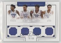 Brandon Ingram, Jahlil Okafor, Justise Winslow, Tyus Jones #/99