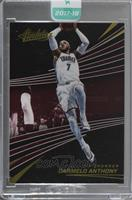 Veterans - Carmelo Anthony [Uncirculated] #/7