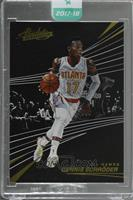 Veterans - Dennis Schroder [Uncirculated]