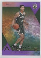 Rookie Base - D.J. Wilson #/50