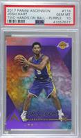 Rookie Base - Josh Hart [PSA 10 GEM MT] #/50