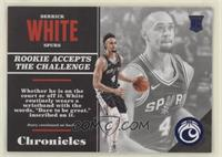 Rookies - Derrick White #/199