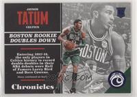 Rookies - Jayson Tatum #/199