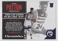 Rookies - Justin Patton /199