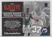 Rookies - Semi Ojeleye #/199
