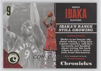 Serge Ibaka #/10