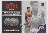 Rookies - Kyle Kuzma #/99