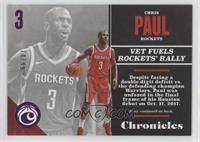 Chris Paul #/99