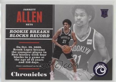 2017-18 Panini Chronicles - [Base] - Purple #135 - Rookies - Jarrett Allen /149