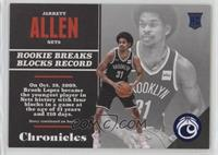 Rookies - Jarrett Allen /149