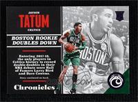 Rookies - Jayson Tatum #/149
