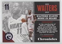 Dion Waiters #/149